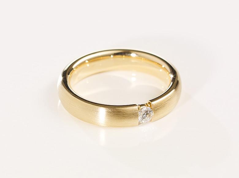 Brilliant Spann Ring